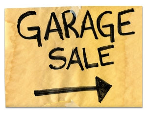 Garage Sale Pleasant Hill