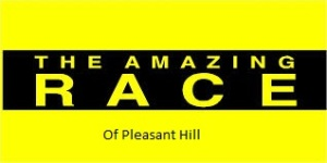the amzing race of pleasant hill